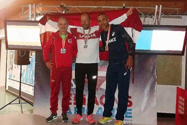 Mondeville. Marche athlétique : Meftah Swaieh de Mondeville 3e aux championnats d'Europe