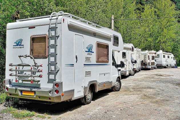 Rouen. Rouen: Un premier salon du camping-car et de la caravane d'occasion