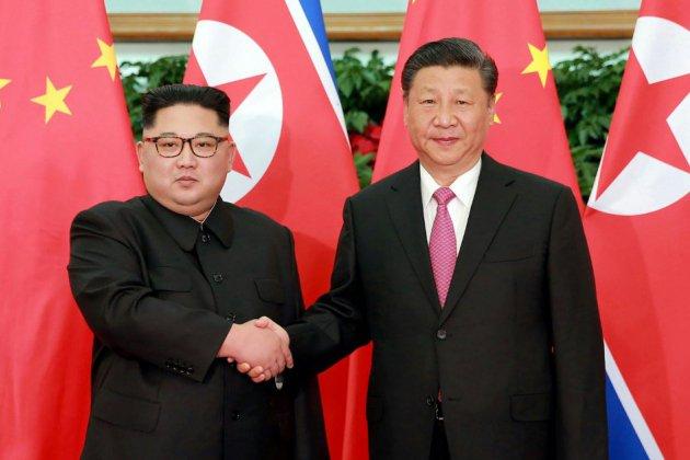 """Le fiasco du sommet remet la Chine au centre du """"poker"""" Trump-Kim"""