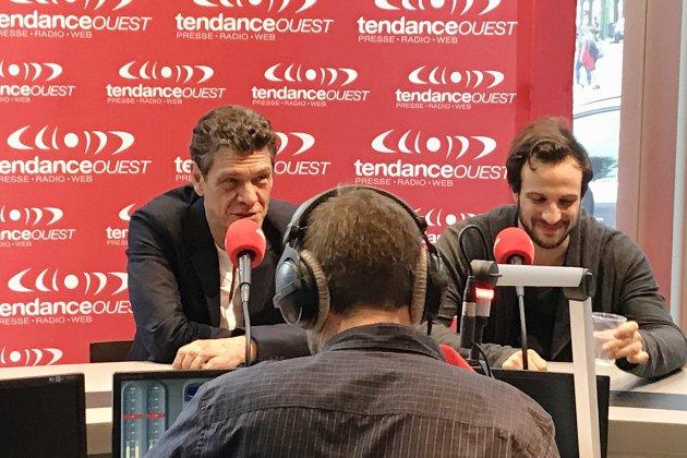 [Replay] Marc Lavoine etMarvin Dupré sur l'antenne de Tendance Ouest