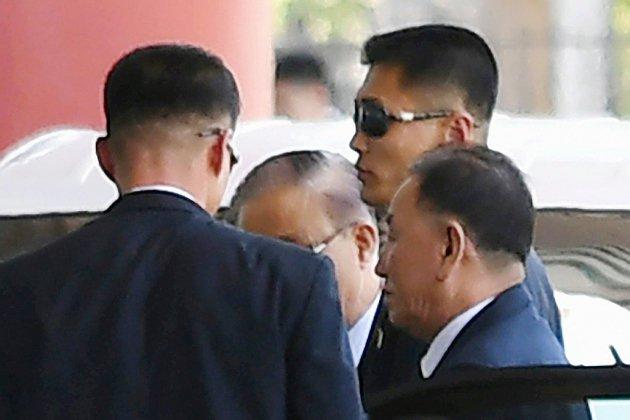 Corée du Nord: le bras droit de Kim à New York pour préparer le sommet avec Trump