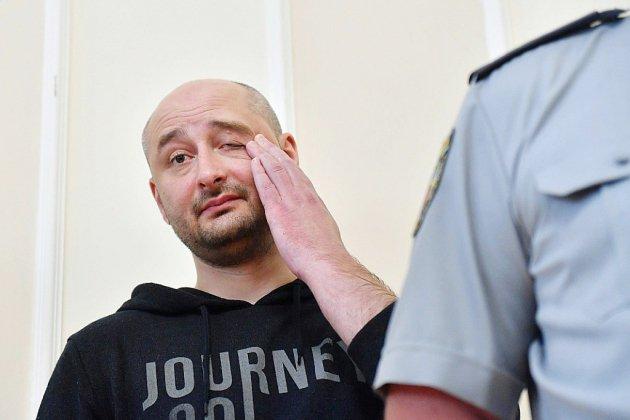 """Affaire Babtchenko: Kiev justifie son """"opération spéciale"""", Moscou crie à la provocation"""