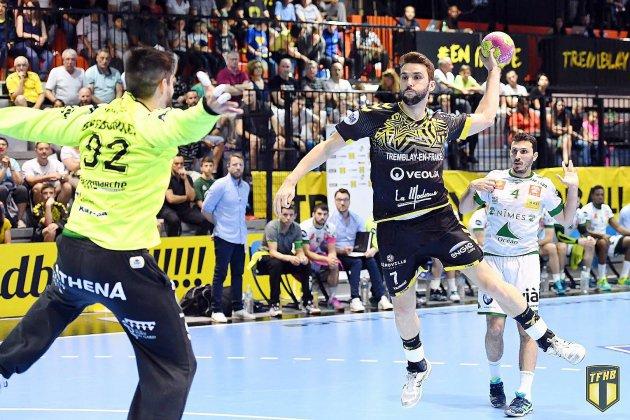 Handball (Proligue) : recrutement terminé pour les Vikings de Caen