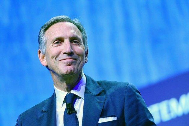 Howard Schultz, qui a transformé Starbucks, quitte l'entreprise