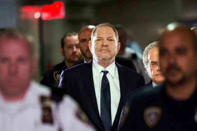 Harvey Weinstein plaide non coupable à New York
