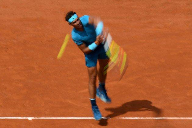 Roland-Garros: Nadal perd son premier set depuis 2015