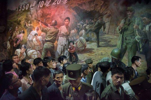 Au Sud de Pyongyang, un musée pour cultiver la haine des Américains