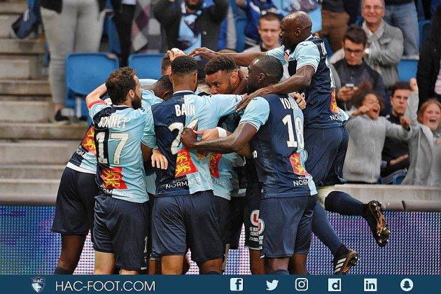 Calendrier Hac.Le Havre Hac Le Calendrier 2018 2019 De La Ligue 2 Devoile