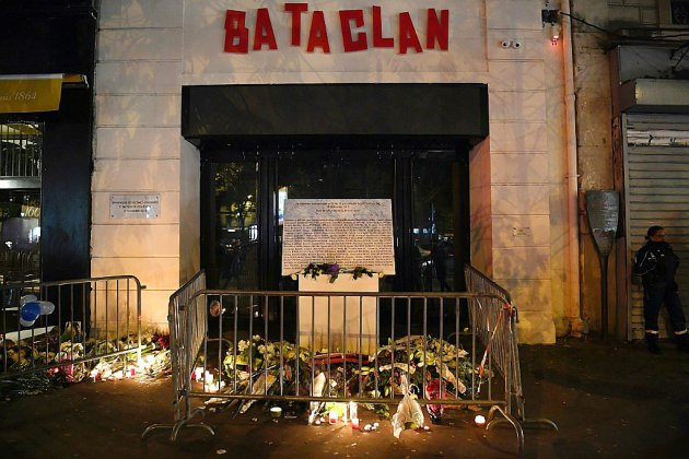 13-Novembre: des victimes du Bataclan portent plainte pour