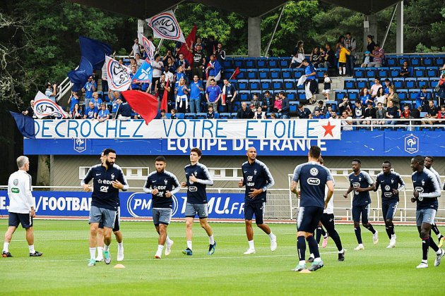 Mondial-2018: France-Etats-Unis, répétition générale avant l'épopée russe