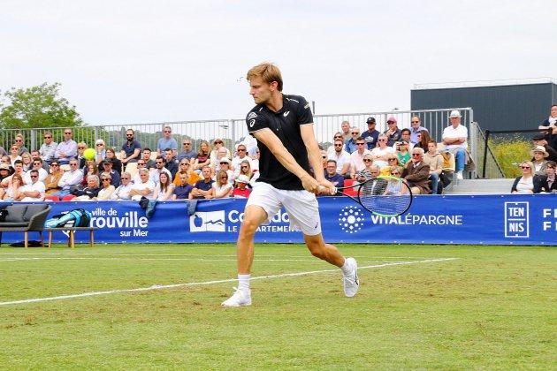 Tennis : David Goffin remporte l'Open de Deauville sur gazon