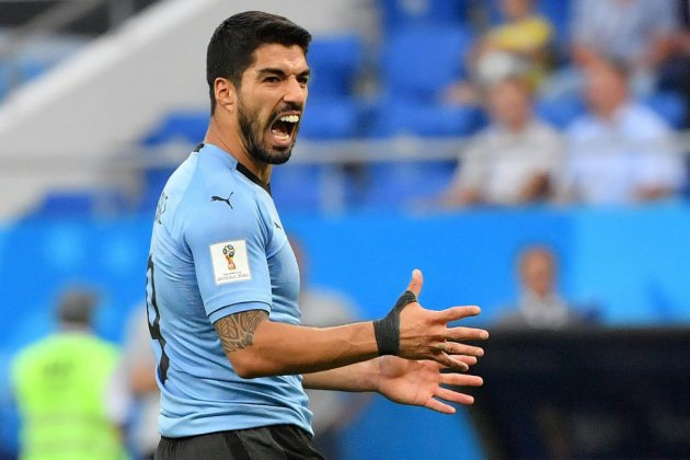 Mondial-2018: Uruguay et Russie, premiers qualifiés; c'est fini pour Salah