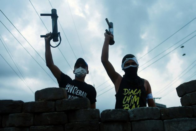 """Nicaragua: l'Eglise en renfort à Masaya pour empêcher """"un massacre"""""""