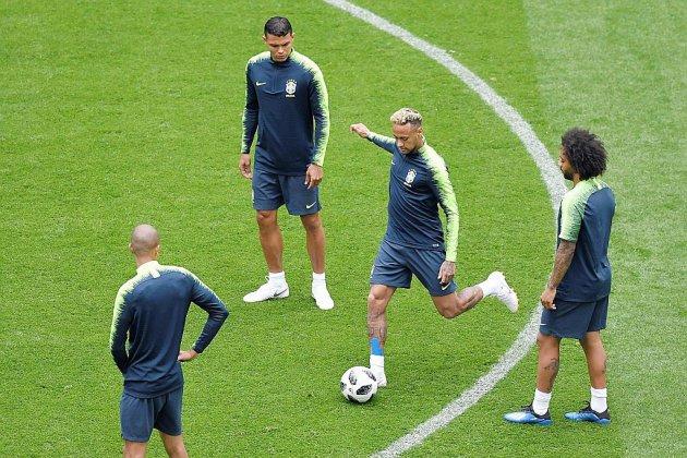 Mondial-2018: alerte rouge Brésil!