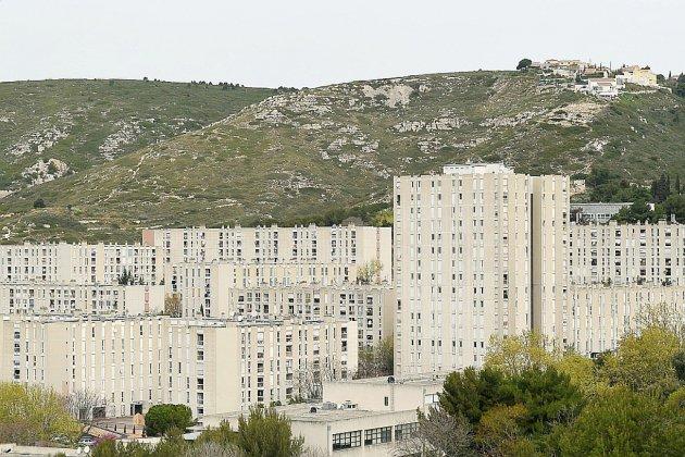 """A la """"Casté"""", le plus important réseau de trafic de stupéfiants de Marseille démantelé"""