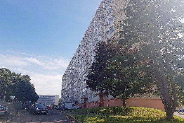 St-Étienne du Rouvray: 140 foyers à exproprier copropriété Robespierre