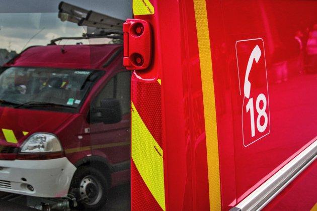 17 personnes évacuées après un incendie dans un immeuble près de Rouen
