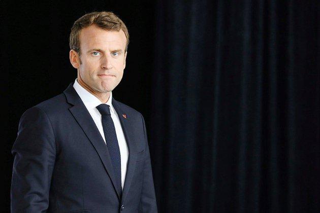 Emmanuel Macron pour la première fois chez le pape François