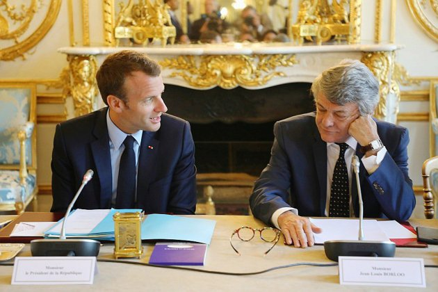 Borloo étrille Macron et sa vision