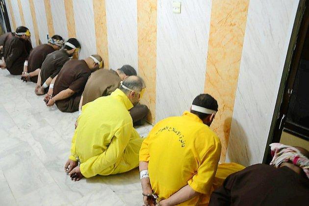 Irak: le Premier ministre frappe fort avec l'exécution de 13