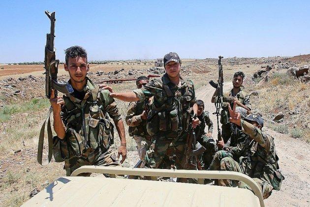Syrie: huit localités passent sous contrôle du régime après des accords