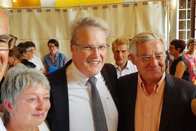 Orne : Vincent Segouin (LR), élu nouveau sénateur