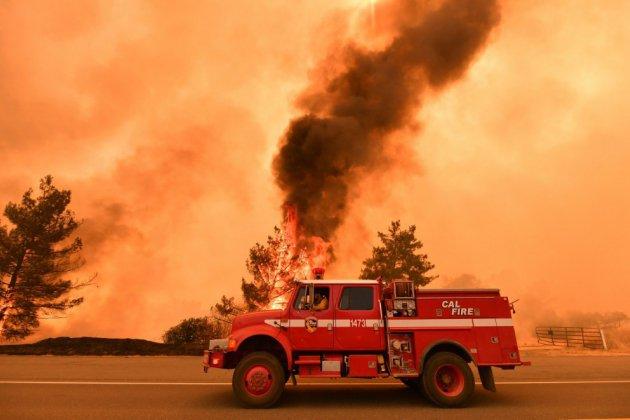 Californie: alerte rouge et évacuations après une série d'incendies