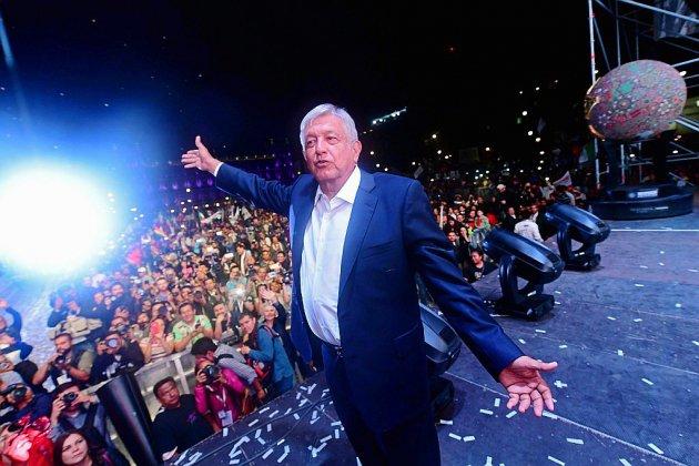 Mexique: Lopez Obrador amène pour la première fois la gauche au pouvoir