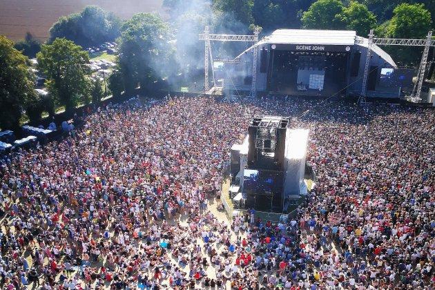 Festival Beauregard: affluence record pour les dix ans