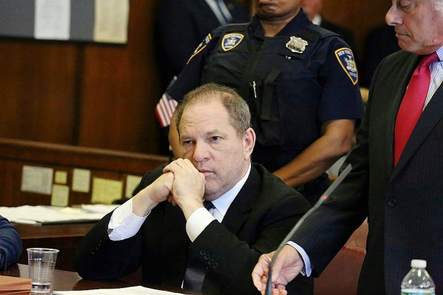 Agression sexuelle sur une 3e femme: Harvey Weinstein plaide non coupable