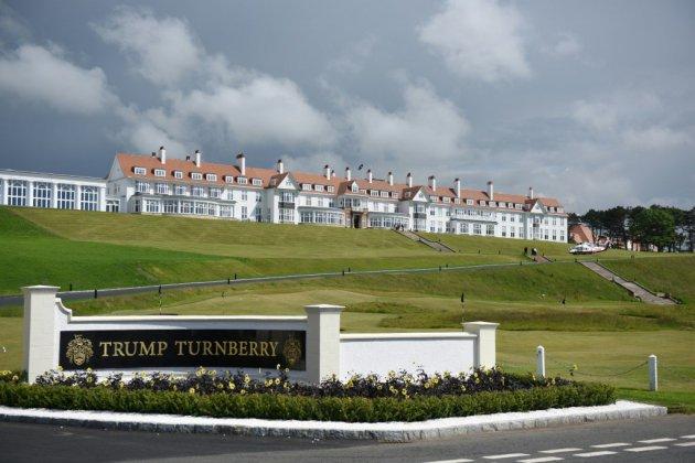 Un parcours de golf à l'origine de l'inimitié entre Trump et le gouvernement écossais