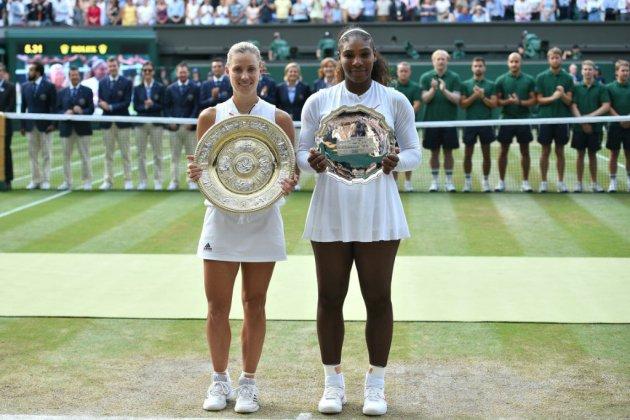 Wimbledon: une sacrée Kerber sappe le rendez-vous de Serena avec l'histoire
