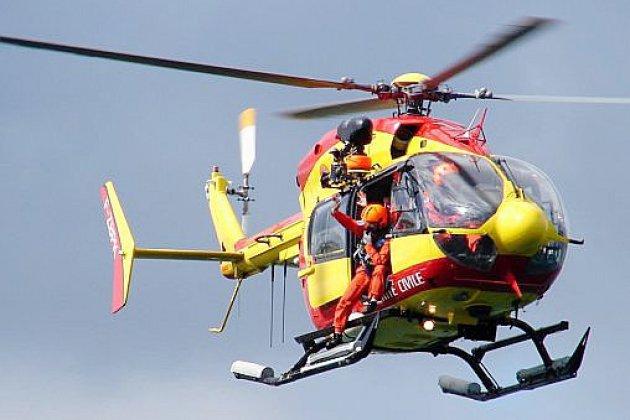 Manche : cinq blessés dont un grave à Isigny le buat
