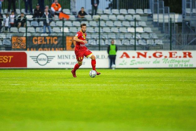 Football: Romain Basque quitte Quevilly Rouen Métropole pour le HAC