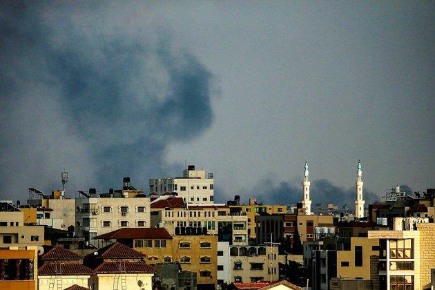 Israël bombarde massivement Gaza, quatre Palestiniens tués