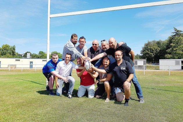 Rugby: face au manque d'effectifs, quatre clubs s'unissent dans le Calvados