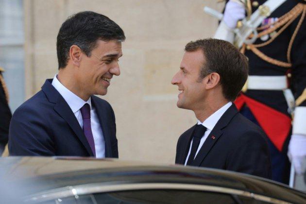 Macron en Espagne et au Portugal pour parler Europe et énergie