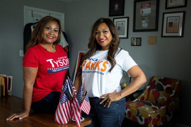Aux Etats-Unis, des soeurs jumelles rivales dans la course aux primaires