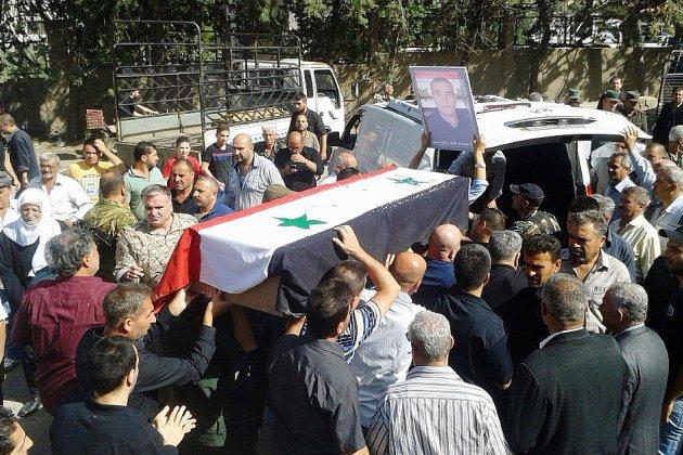 La région de Soueida en Syrie pleure ses morts après un carnage de l'EI