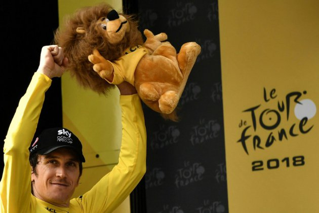 Tour de France - Geraint Thomas touche au but pour un premier sacre
