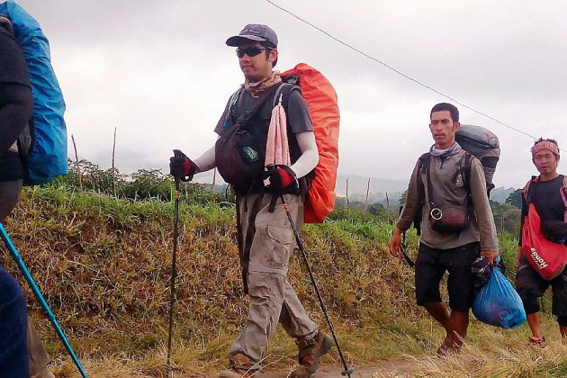 Séisme en Indonésie: plus de 500 randonneurs évacués d'un volcan
