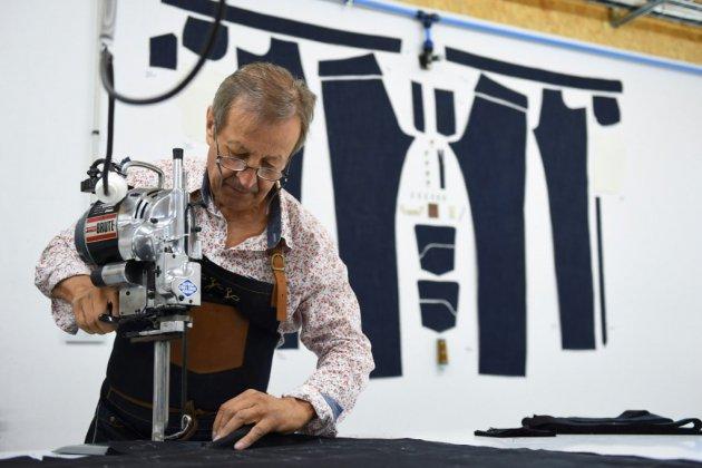 """Le jean historique """"made in Cévennes"""" relancé comme une start-up"""