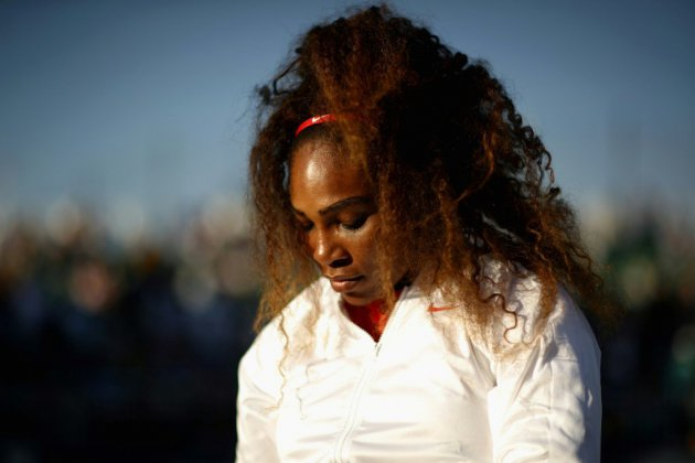 Tennis: Serena Williams au creux de la vague, entre Wimbledon et l'US Open