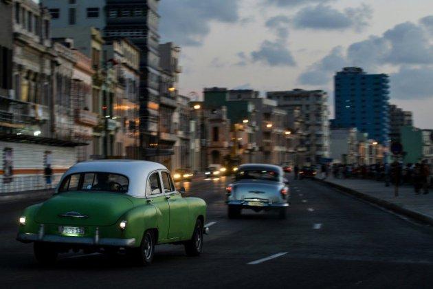 Figée dans le temps, La Havane vogue vers son 500e anniversaire