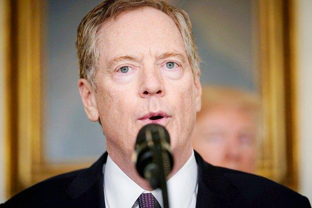 Commerce: Washington met toujours plus de pression sur Pékin