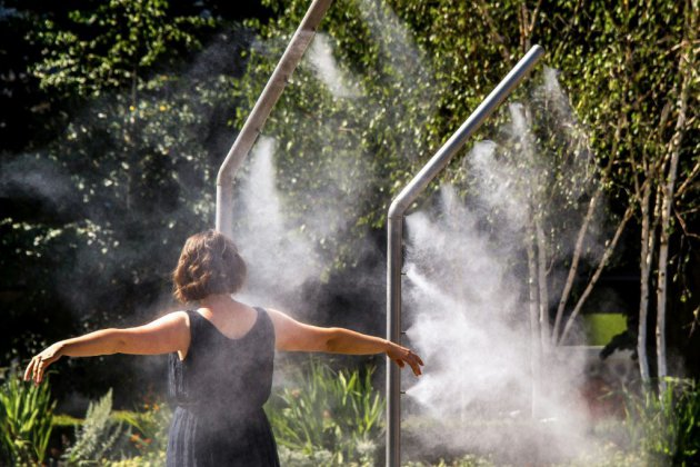 Canicule : 66 départements en vigilance orange