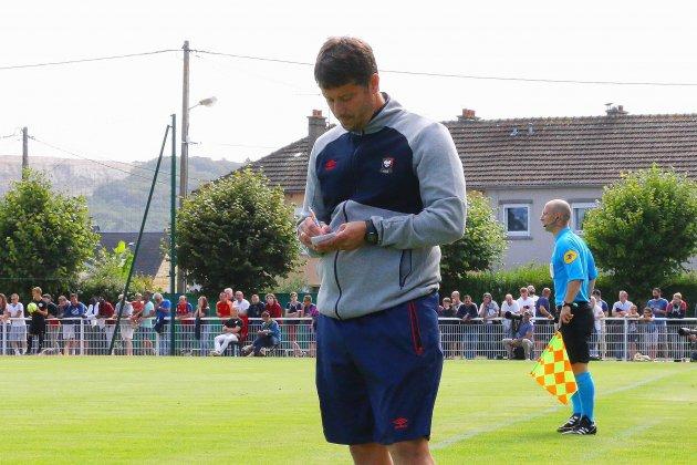 Football: dernier galop d'essai pour CaenàGroningen (Pays-Bas)