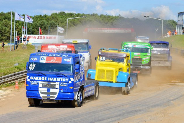 Camion Cross : Lessay accueille la 3e manche de Coupe de France !
