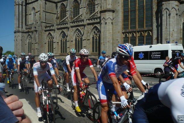 Cyclisme :Pierre-Luc Perichon (Fortuneo-Samsic)s'adjugela Polynormande 2018 !
