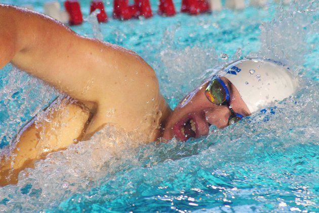 Natation (championnat d'Europe) : le Rouennais Logan Fontaine vise l'or